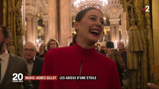 Marie-Agnès Gillot : les adieux d'une étoile