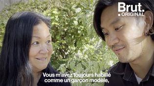 """VIDEO. """"Je ne cache pas du tout l'origine sociale de mes parents car c'est une source de fierté"""" (BRUT)"""