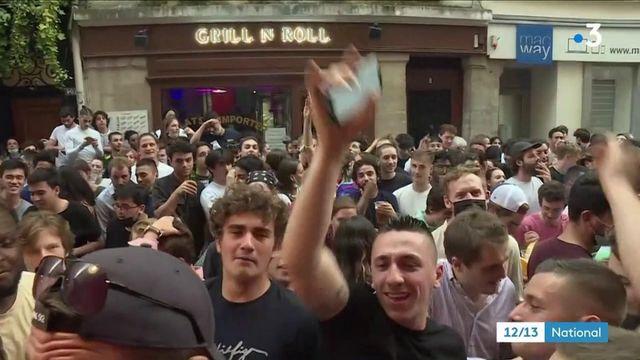 Euro 2021 : la France l'emporte face à l'Allemagne, les supporters exultent