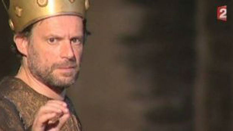 Festival d'Avignon 2010: La Tragédie du Roi Richard II  (Culturebox)