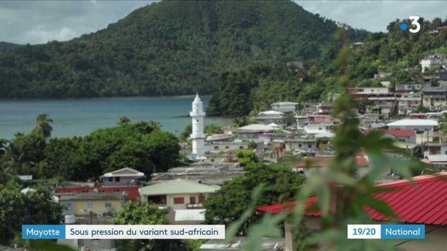 Mayotte : l'hôpital sous pression avec l'arrivée du variant sud-africain