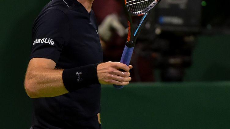 La rage d'Andy Murray (NIKKU / NURPHOTO)