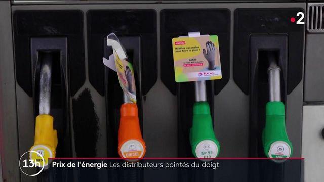 Carburants : les distributeurs pointés du doigt concernant la hausse des prix