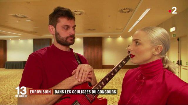 Feuilleton : les coulisses de l'Eurovision