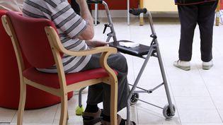 Le ministère de la Santé va dévoiler mercredi 30 mai des mesures en faveur des établissements d'hébergement pour personnes âgées dépendantes (illustration). (MAXPPP)