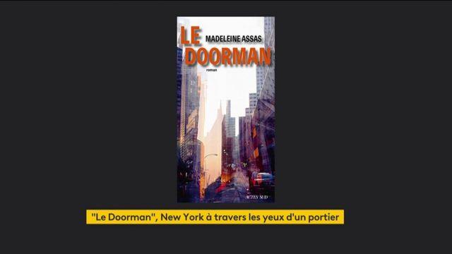 """Livre : """"Le Doorman"""" ou quarante années aux côtés d'un portier new-yorkais"""