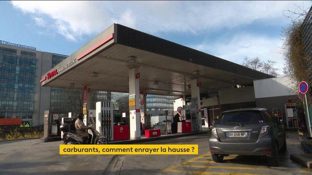 prix carburants