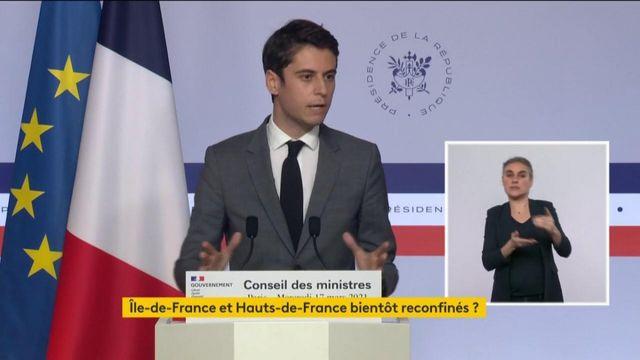 Covid-19 : Île-de-France et Hauts-de-France prochainement reconfinés ?