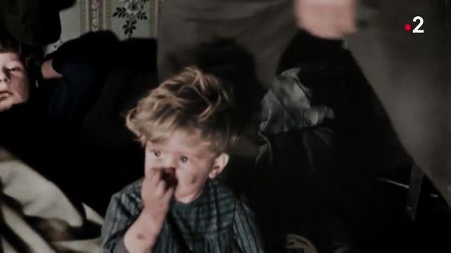 """Extrait du documentaire """"La France de l'entre deux-guerres"""""""