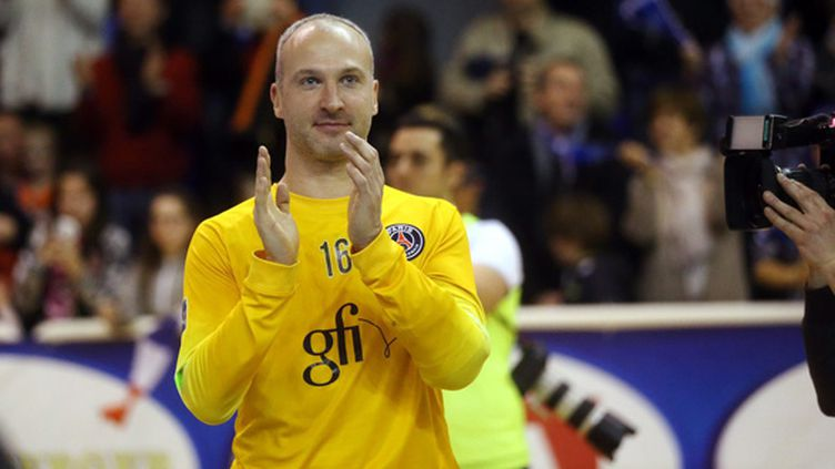 Thierry Omeyer (PSG) (JEAN-MARC LOOS / MAXPPP)
