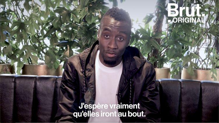 Alors que la Coupe du monde féminine se joue à domicile, le footballeur Blaise Matuidi a souhaité encourager les joueuses et leur prodiguer quelques précieux conseils. (BRUT)