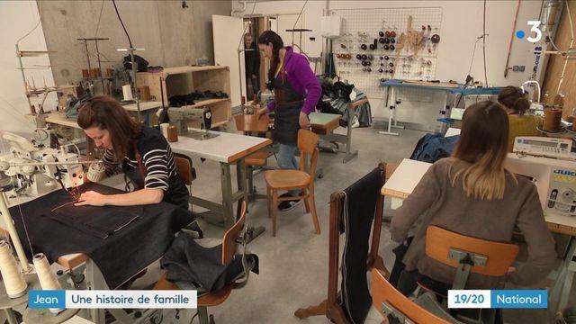 Une histoire de famille : le jean français Tuffery retrouve un second souffle