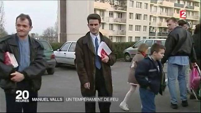Manuel Valls : un tempérament de feu