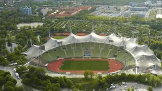 Stade inspiré de la nature (FRANCE 2)