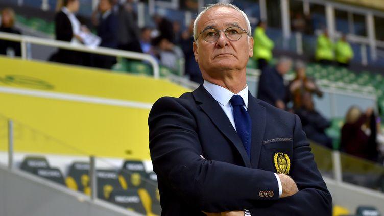 Claudio Ranieri. (LOIC VENANCE / AFP)