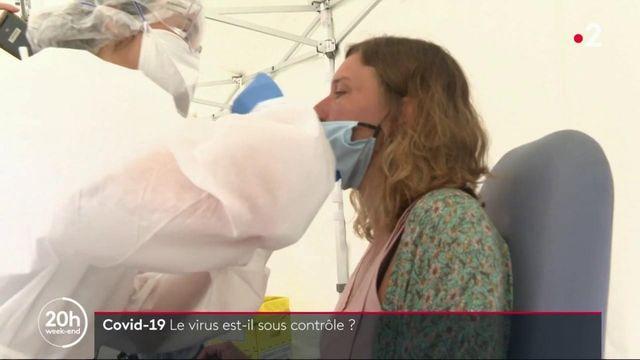 Coronavirus : le virus est-il sous contrôle ?