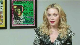 A 59 ans, Madonna continue de fasciner. 40 années de carrières et de métamorphoses.  (France 2)