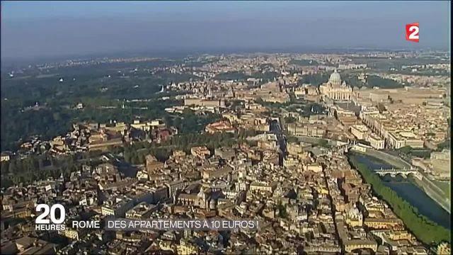Italie : scandale immobilier à Rome