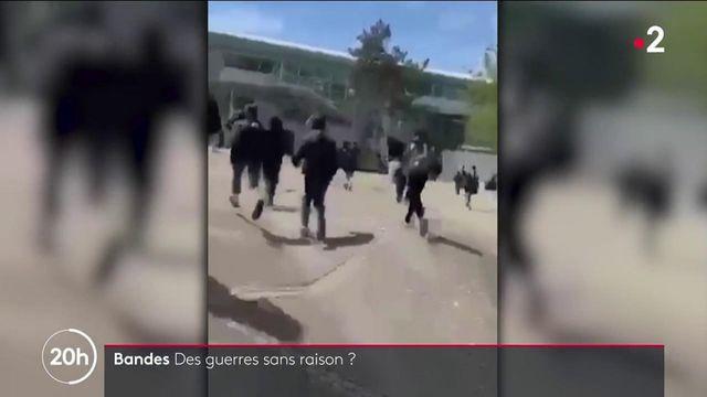 Bandes rivales dans l'Essonne : des guerres sans raison ?