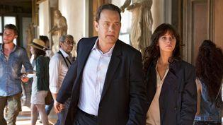 """Tom Hanks et Felicity Jones dans """"Inferno""""  ( Sony Pictures)"""