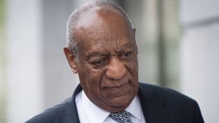 L'acteur américain Bill Cosby, mai 2018  (TRACIE VAN AUKEN/EPA/Newscom/MaxPPP)