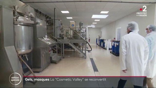 Coronavirus : ces entreprises qui modifient leur production pour contribuer à l'effort de crise