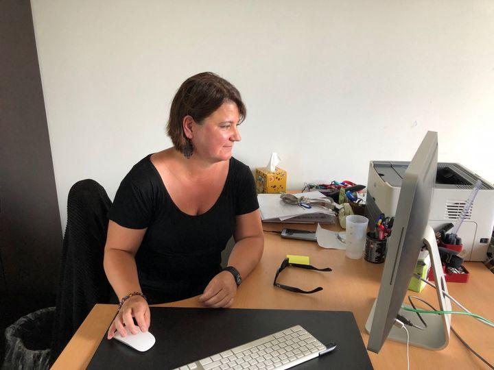 Hélène Manuelian, directrice adjointe de la filière lettres/sciences humaines de l'université de Cergy-Pontoise (ALEXIS MOREL / RADIO FRANCE)