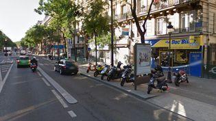 La studette est située dans le 10e arrondissement de Paris. (GOOGLE MAPS)