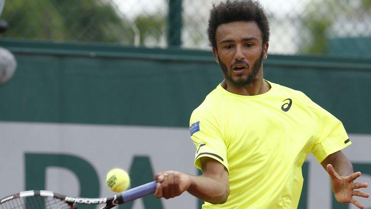 Maxime Hamou (Roland-Garros 2015)