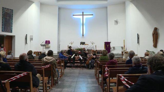 Culture : un concert dans une église