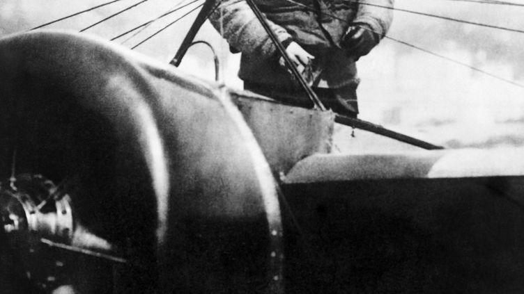 L'aviateur français Roland Garros. (AFP)