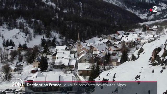Tourisme : dans le calme de la vallée des Hautes-Alpes