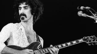 Frank Zappa en 1970  (MAXPPP)