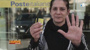Avenue de l'Europe. Italie, les petites mains (FRANCE 3)