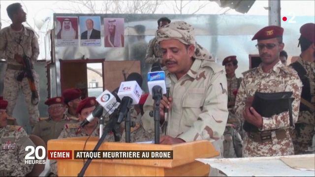 Yémen : attaque meurtrière au drône