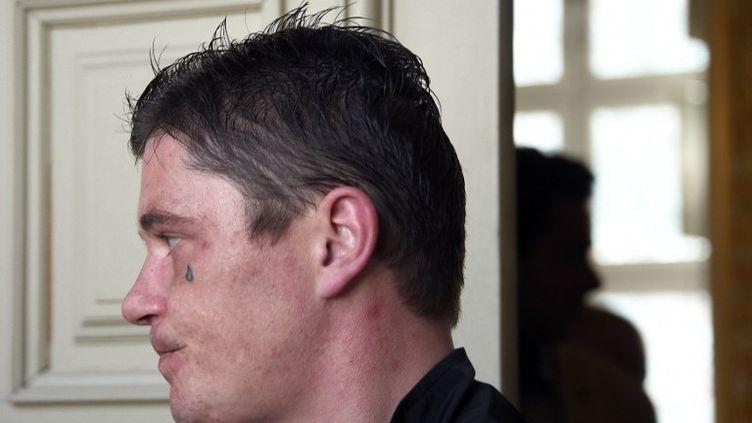 Daniel Legrand, à la cour d'assises de Rennes (Ille-et-Vilaine), le 1er juin 2015. (DAMIEN MEYER / AFP)
