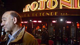 La Rotonde à Paris, dans le VIe arrondissement. (JOEL SAGET / AFP)