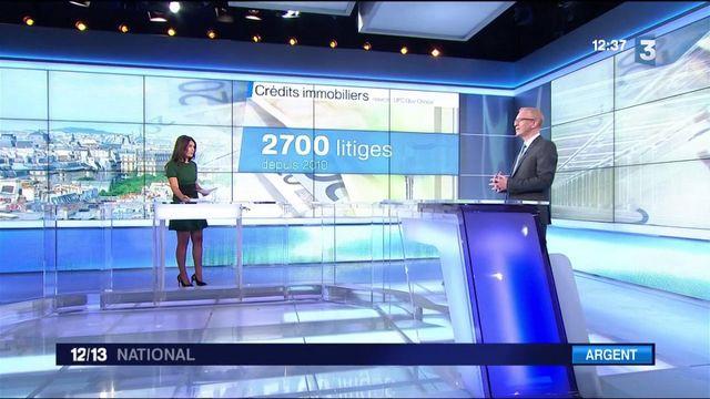 Crédits immobiliers : les banques réticentes à la renégociation