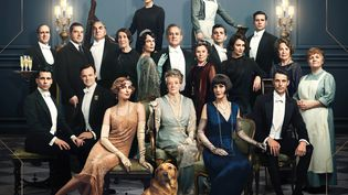 "Affiche de ""Downton Abbey"" (UNIVERSAL)"