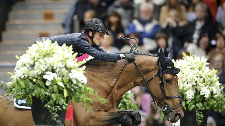Pénélope Leprévost (BJORN LARSSON ROSVALL/TT / TT NEWS AGENCY)