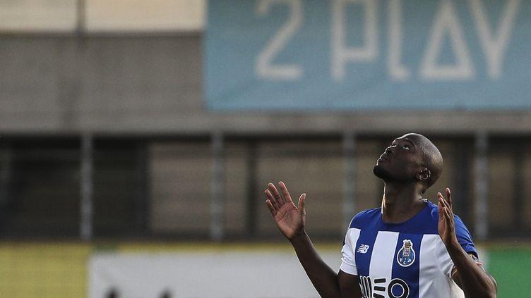 La joie de Danilo, unique buteur de la rencontre. (FILIPE AMORIM / AFP)