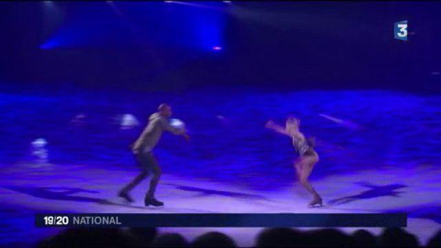 """Holiday on Ice : dans les coulisses du nouveau show """"Time"""""""