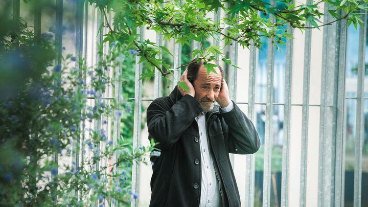 Le bruit au travail concerne aussi les salariés au bureau. (SIMON GUILLEMIN / HANS LUCAS)