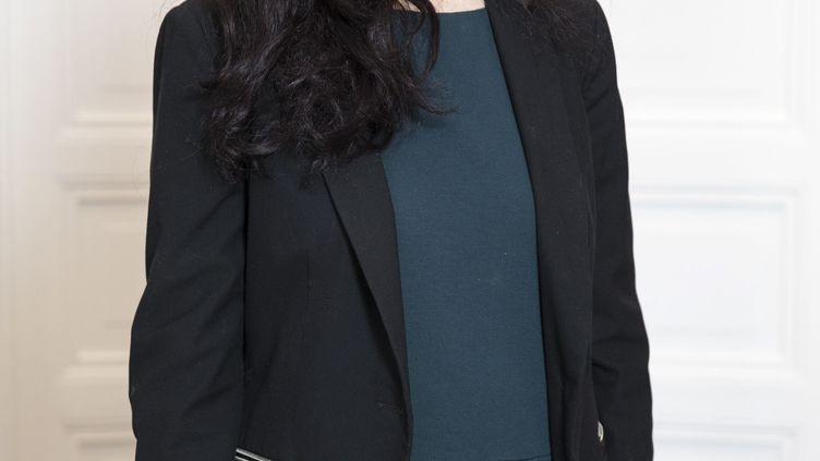 Madeline Da Silva, du collectif citoyen #NousToutes. (ARNAUD DUMONTIER / MAXPPP)
