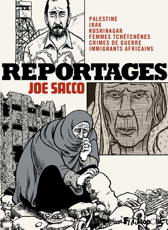 (Joe Sacco - Futuropolis)