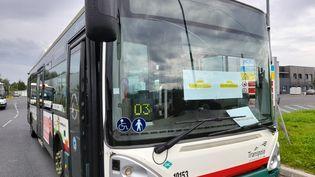 Quatre bus au gaz naturel ont pris feu en un an dans la métropole lilloise. (CÉCILE BIDAULT / FRANCE-BLEU NORD)