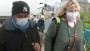 Des médecins ont décidé de s'installer sur les îles bretonnes, dans le Morbihan. Les équipes de France 2 sont parties à la rencontre de ces passionnés.  (France 2)