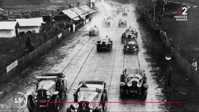 Dans le rétro : l'histoire de la légendaire course automobile des 24 Heures du Mans