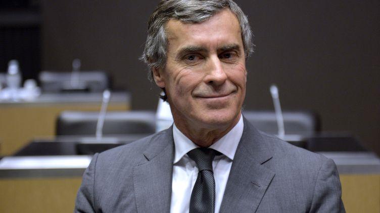 L'ancien ministre du Budget Jérôme Cahuzac, le 26 juin 2013 à l'Assemblée nationale. (MIGUEL MEDINA / AFP)