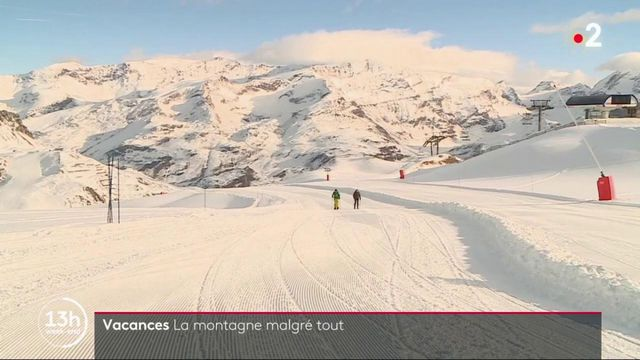 Vacances : la montagne malgré le Covid
